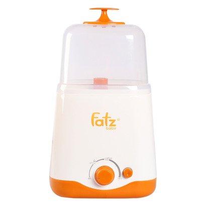 Máy hâm sữa Fatzbaby 2 bình cổ rộng Duo 1 FB3012SL