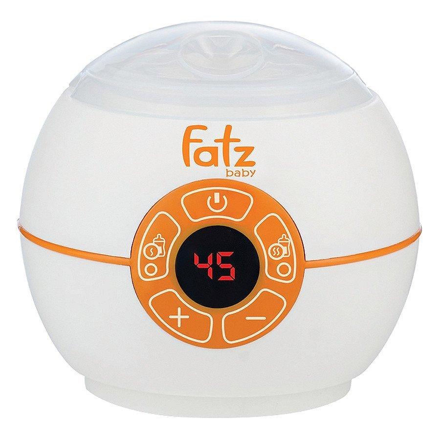 Máy hâm sữa điện tử bình cổ siêu rộng Fatzbaby FB3028SL