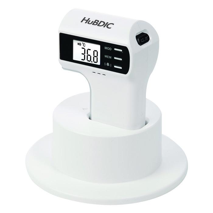 Nhiệt kế đo tai, đo trán bằng tia hồng ngoại Hubdic đa năng 3 trong 1 HDFS-300