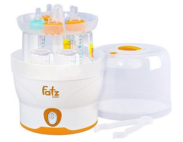 Máy tiệt trùng hơi nước điện tử thông minh Fatzbaby FB4028SL