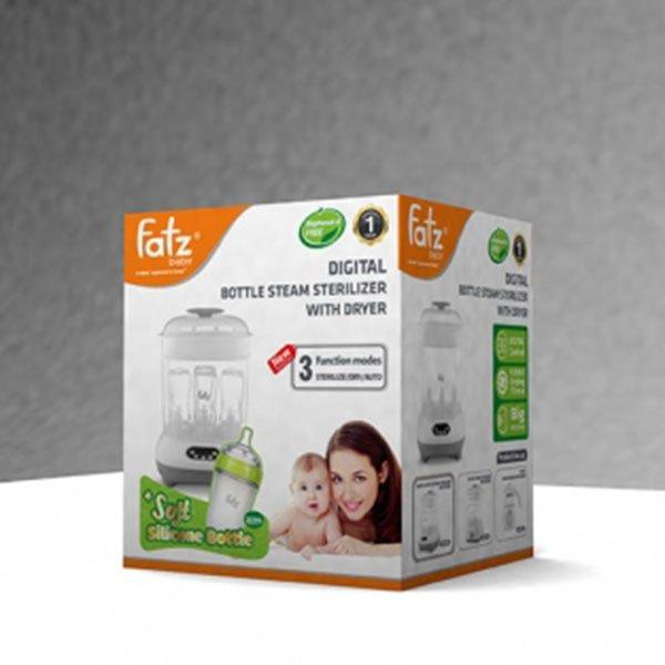 Máy tiệt trùng sấy khô điện tử FatzBaby FB4909KM