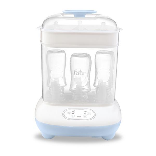 Máy tiệt trùng sấy khô hâm sữa điện tử 4 trong 1 FatzBaby FB4910KM