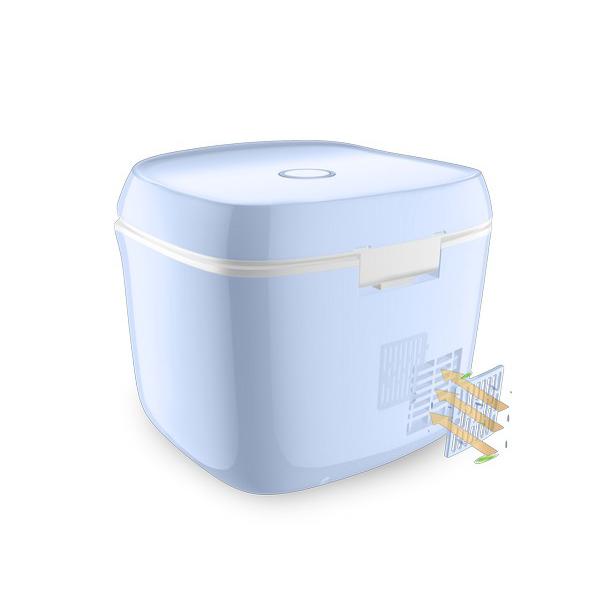 Máy tiệt trùng UV có chức năng sấy khô FatzBaby FB4700KM - Màu Xanh